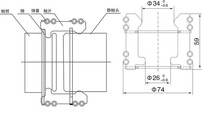 电路 电路图 电子 工程图 平面图 原理图 700_408